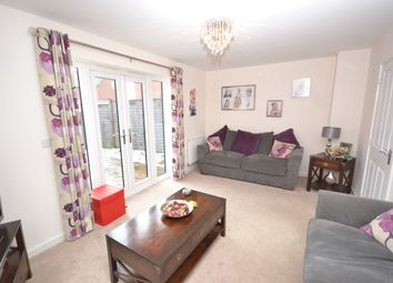 Thumbnail 4 bedroom semi-detached house for sale in Kent Road South, Duston, Northampton