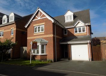 Thumbnail 4 bed detached house to rent in Savannah Place, Great Sankey, Warrington