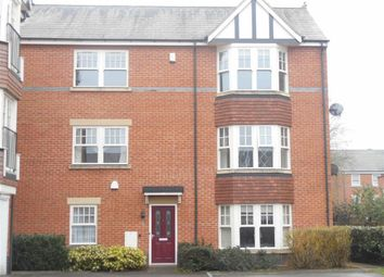 Thumbnail 2 bed flat to rent in Roman Road, Chester Green, Derby
