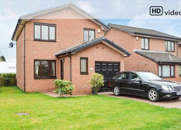 Thumbnail 3 bed detached house for sale in Campbell Crescent, Bothwell, Glasgow