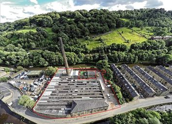 Thumbnail Light industrial for sale in Calder Mill, Stubbing Holme Road, Hebden Bridge