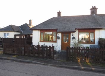 Thumbnail 2 bed semi-detached bungalow for sale in Cadboll Road, Invergordon