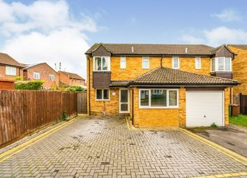 Thumbnail 5 bed semi-detached house to rent in Isis Avenue, Bicester