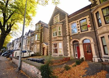 Thumbnail 2 bed flat to rent in Cowbridge Road East, City Centre, Cardiff