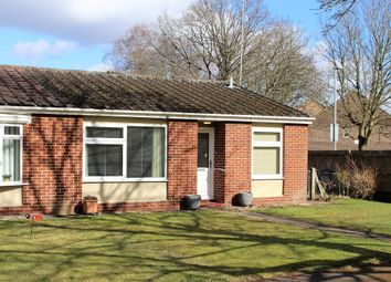 Thumbnail 2 bed terraced bungalow for sale in Woodside Close, Finchampstead, Wokingham