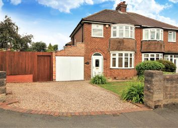 Thumbnail 3 bedroom semi-detached house for sale in Lawnswood Rise, Wolverhampton