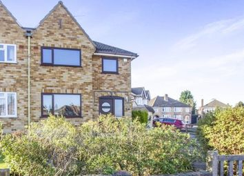 Thumbnail 3 bed semi-detached house for sale in Barngate Close, Birstall, Leicester, Leicestershire
