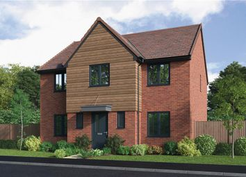 """Thumbnail 4 bed detached house for sale in """"Cedarwood"""" at Kedleston Road, Allestree, Derby"""