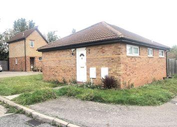 Thumbnail 2 bed bungalow to rent in Laurel Close, Crownhill, Milton Keynes