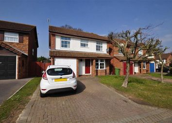 Thumbnail 4 bed detached house to rent in Shackleton Close, Churchdown, Gloucester