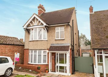 Thumbnail 3 bed detached house for sale in Albany Road, Leighton Buzzard