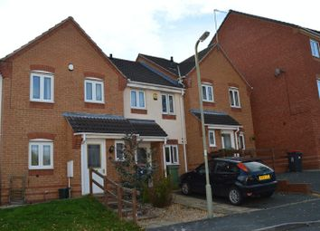 Thumbnail 3 bed terraced house to rent in Cardinals Close, Donnington Wood, Telford