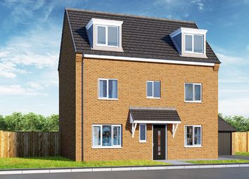 "4 bed property for sale in ""The Honeysuckle"" at Arnold Lane, Gedling, Nottingham NG4"
