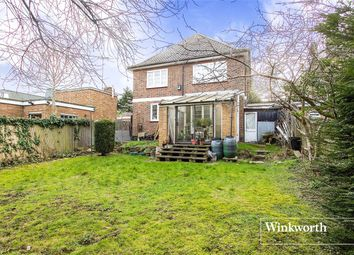 Thumbnail 4 bed detached house for sale in Tenterden Grove, London