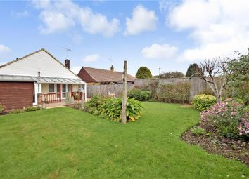 Thumbnail 2 bedroom detached bungalow for sale in Oakcroft Gardens, Littlehampton, West Sussex