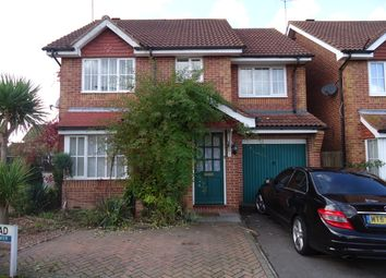 Thumbnail 4 bed detached house to rent in Graveney Road, Crawley