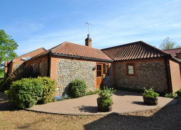 Thumbnail 4 bed detached bungalow for sale in Southrepps, Norwich
