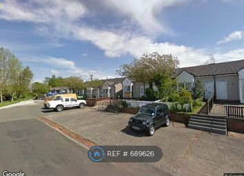 Thumbnail 1 bedroom bungalow to rent in Hillside Close, Maryport