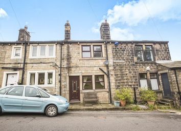 Thumbnail 1 bed terraced house for sale in Turvin Cottages, Cragg Vale, Hebden Bridge