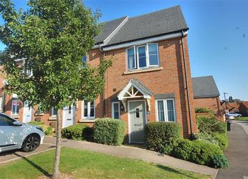 Thumbnail 2 bed end terrace house for sale in Pembridge Gardens, Bragbury End, Stevenage, Herts