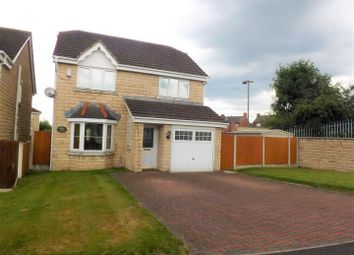Thumbnail 3 bed detached house for sale in Tonge Meadow, Middleton, Manchester
