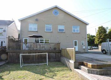 Thumbnail 6 bed detached house for sale in Ynysydarren Road, Ystalyfera, Swansea