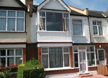Thumbnail 3 bed terraced house to rent in Montgomery Road, Canons Park, Middlesex