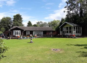 Thumbnail 5 bed detached bungalow for sale in Luston, Herefordshire