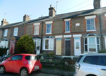 Thumbnail 2 bed terraced house for sale in Gladstone Road, Chesham