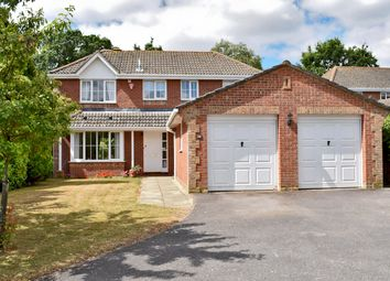 4 bed detached house for sale in Forest Gate Gardens, Lymington SO41
