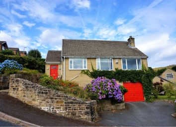 Thumbnail 3 bed detached house for sale in Woodside View, Holmfirth