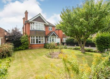 Thumbnail 3 bed detached house for sale in Burgess Road, Southampton