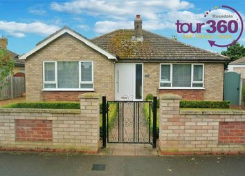 Thumbnail 2 bed detached bungalow for sale in Thetford Avenue, Baston, Lincolnshire