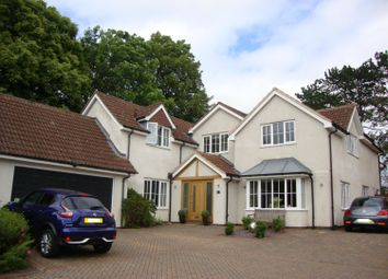 Thumbnail 5 bed detached house to rent in Knowle Wood Road, Dorridge, Solihull