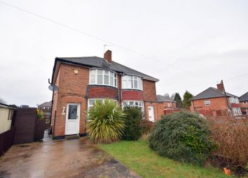 Thumbnail 2 bed semi-detached house for sale in King George Road, Loughborough