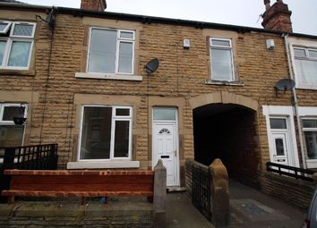 Thumbnail 3 bed terraced house to rent in Sandymount Road, Wath-Upon-Dearne