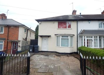 Thumbnail 3 bedroom semi-detached house for sale in Merritts Brook Lane, Northfield, Birmingham