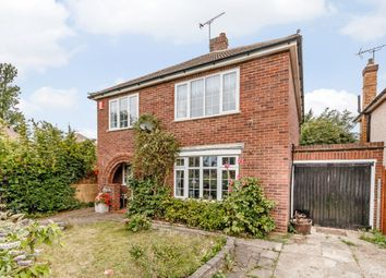 Thumbnail 3 bed detached house for sale in Lord Knyvett Close, Staines, Surrey