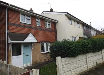 Thumbnail 3 bedroom terraced house for sale in Hadley Way, Walsall, West Midlands