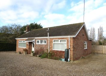 Thumbnail 3 bed bungalow for sale in Holme Next Sea, Kings Lynn, Norfolk