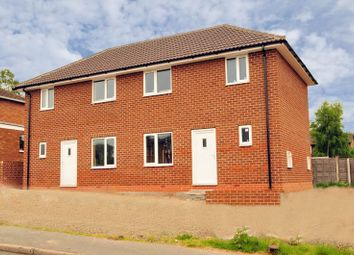 Thumbnail 2 bed semi-detached house for sale in Racecourse Drive, Bridgnorth
