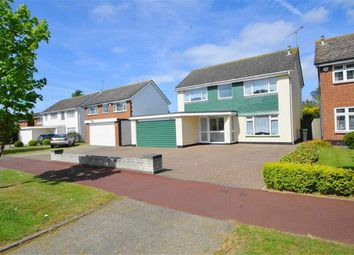 Thumbnail 4 bedroom detached house for sale in Maplin Way North, Thorpe Bay, Essex