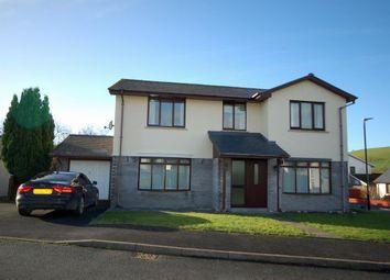 Thumbnail 5 bed detached house for sale in Garnwen, Penrhyncoch, Aberystwyth