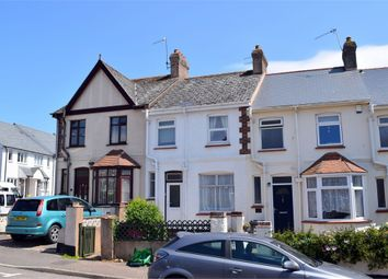 Thumbnail 3 bedroom terraced house to rent in Armytage Road, Budleigh Salterton