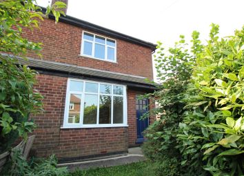 Thumbnail 2 bed semi-detached house to rent in Derry Hill Road, Redhill, Nottingham