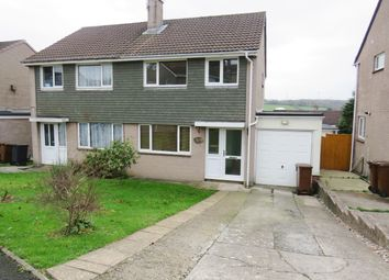 Thumbnail 3 bed property to rent in Priory Close, Ivybridge