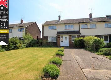 Thumbnail 3 bed end terrace house for sale in Vaughan Williams Road, Basildon