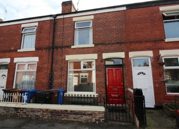 Thumbnail 2 bed terraced house to rent in Carnarvon Street, Stockport