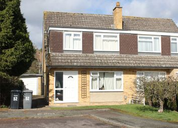 Thumbnail 4 bedroom semi-detached house to rent in Nobles Way, Egham