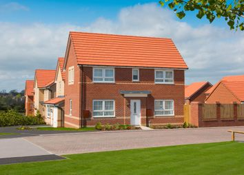 "Thumbnail 3 bed end terrace house for sale in ""Ennerdale"" at Tiber Road, North Hykeham, Lincoln"